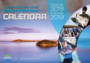 Download the West Coast Coromandel Fishing and Boat Ramp calendar