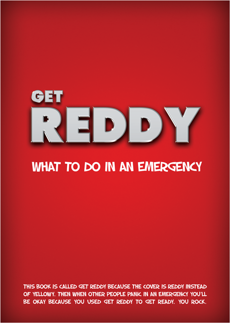 Picture of the cover of the Get Reddy cover