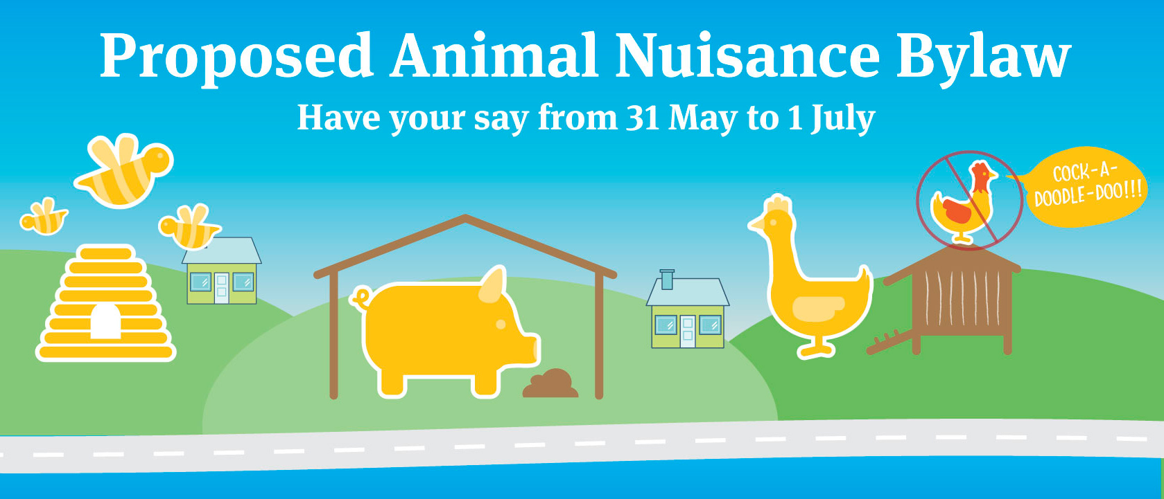 Animal Nuisance Bylaw web banner