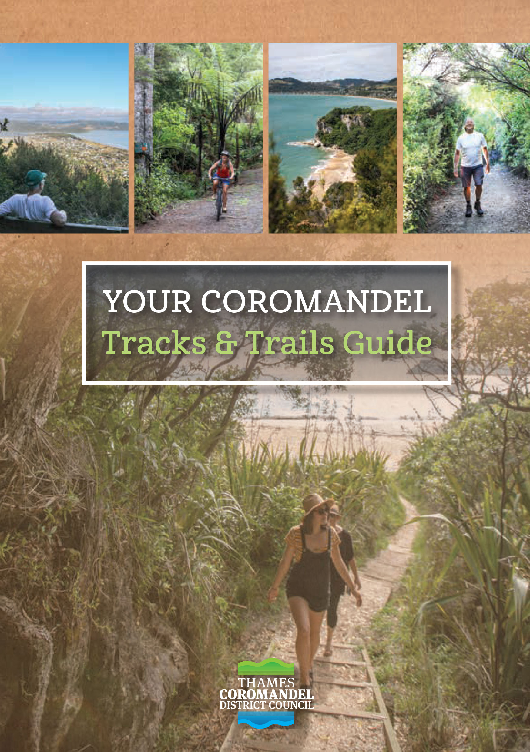 Your Coromandel Tracks and Trails Guide