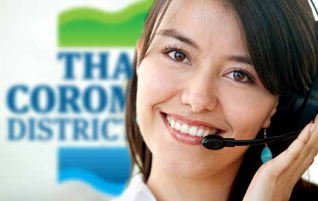 Photo of after hours call operator