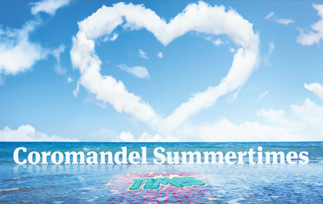Coromandel Summertimes Graphic