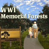 WW1 Memorial Forest