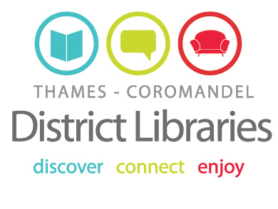 District libraries logo