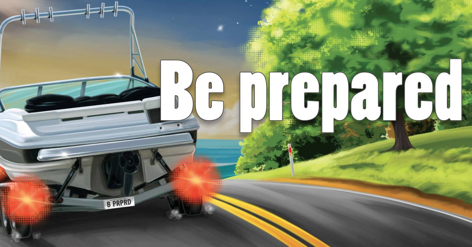 Safer Coromandel Be Prepared banner