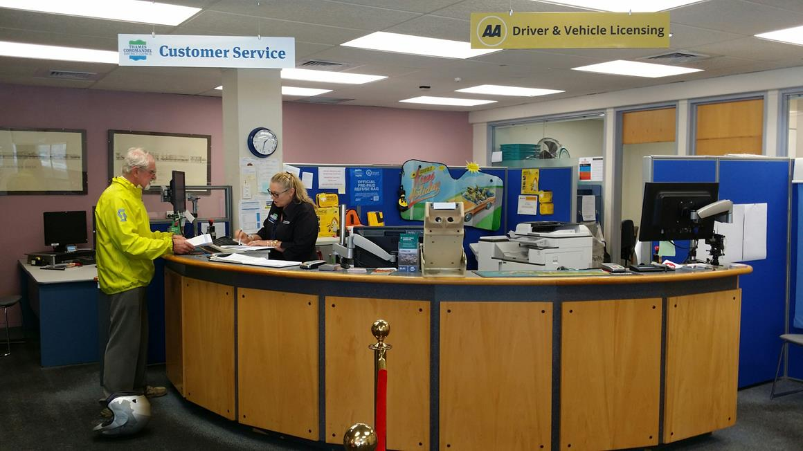 Thames Customer Services/AA