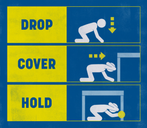 Drop Cover Hold
