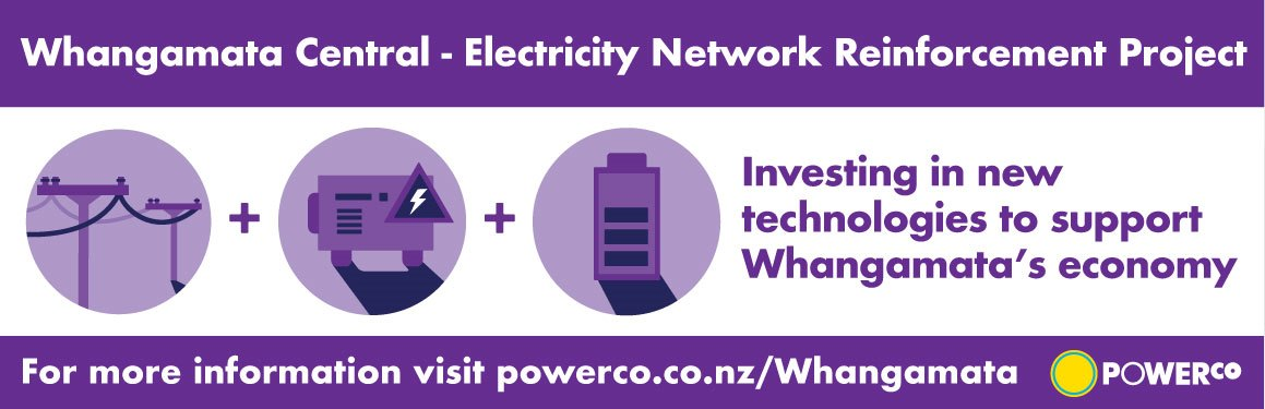 Whangamata Powerco Project